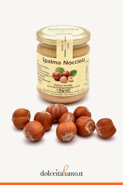 Crema di nocciole di Gianduja Torino g 200,00