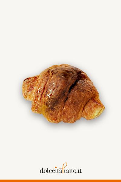 Box Colazione: 8 Croissant + Confettura di Albicocche Bio di Mauro Morandin kg 0,60
