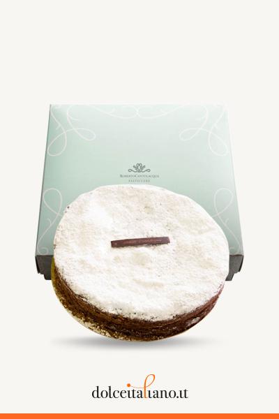 Torta Amarcord di Roberto Cantolacqua  g 400,00