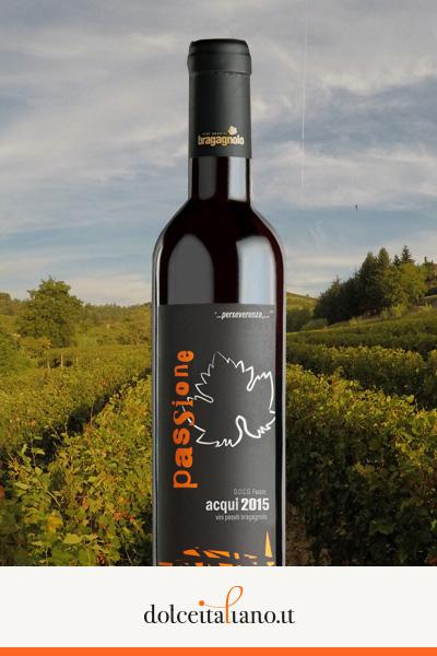 Passione – Acqui 2015 di Bragagnolo Vini Passiti l 0,38
