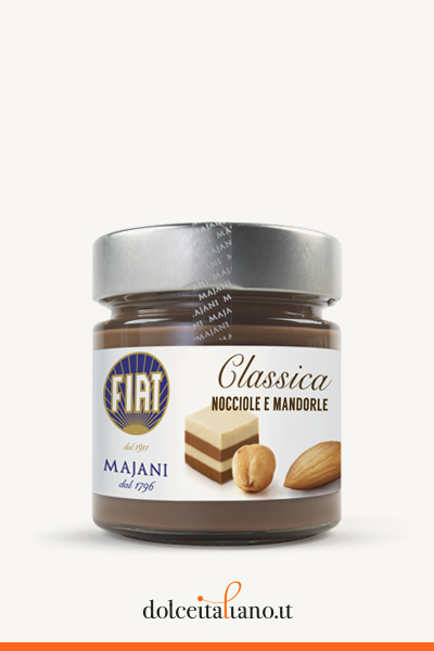 Classic Fiat Cream by Majani 1796 g 240,00