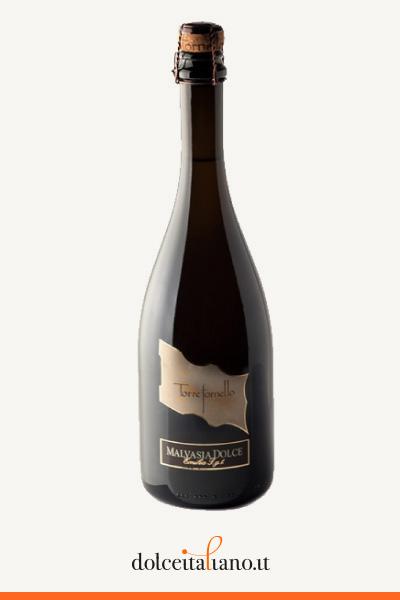 Confezione da 6 bottiglie da 750cl di Malvasia dolce Emilia IGT frizzante di Enrico Sgorbati