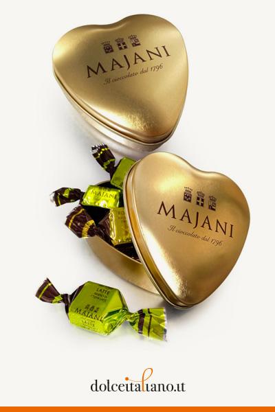 I Love Chocolate - Gold by Majani 1796 g 44,00