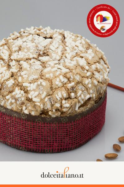 Panettone classico piemontese di Panificio Ascolese kg 0,50