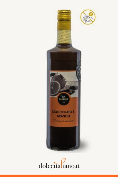 Liquore al cioccolato e arancia di Gargiulo Carlo l 0,50