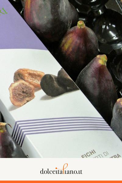 Fichi ricoperti di cioccolato di Domori g 150,00
