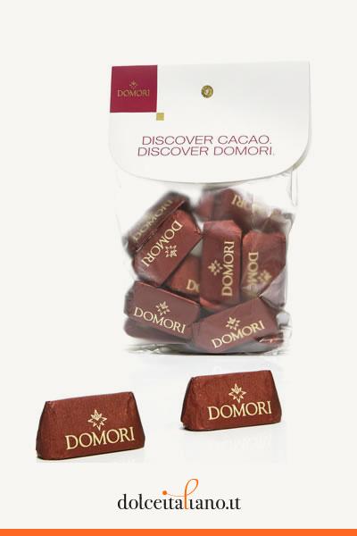 Giandujotti classici di Domori g 200,00