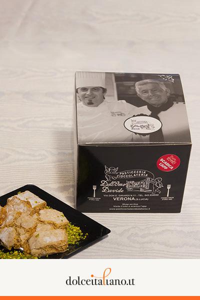 Croccantini al pistacchio di Davide Dall'Omo kg 0,16