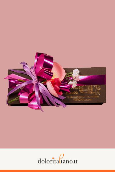 Confezione da 10 pezzi di cioccolatini assortiti di Davide Dall'Omo kg 0,10