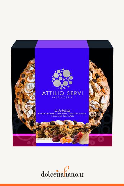 La Briciola al cioccolato di Attilio Servi kg 0,50