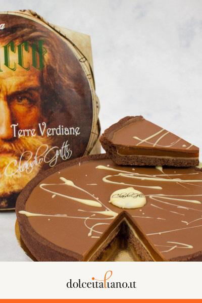 Kit dolce di Giuseppe Verdi di Claudio Gatti