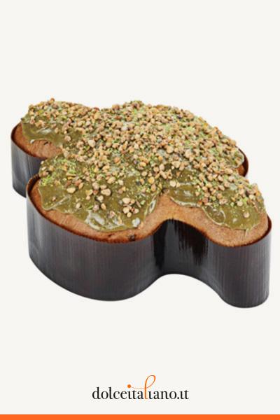 Colomba Smeralda di Sal de Riso kg 0,50