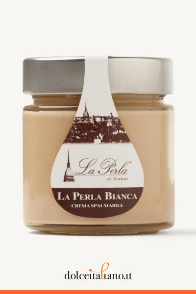 3 assorted spreads: The classic by La Perla di Torino kg 0,60