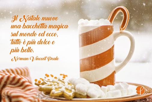 Buono Regalo dolceitaliano.it digitale - Il Natale muove una bacchetta magica sul mondo