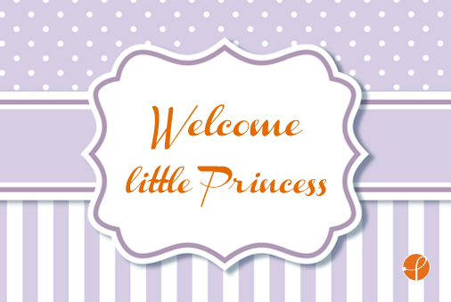 Buono Regalo dolceitaliano.it digitale - Welcome little Princess