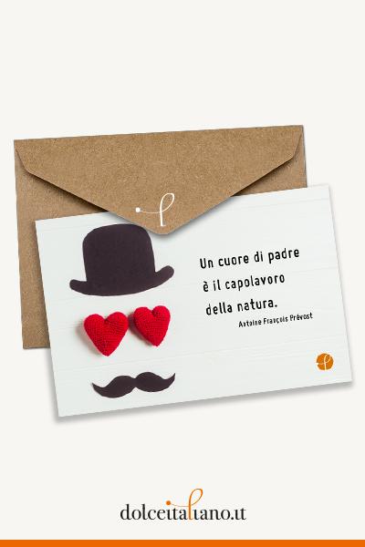Buono Regalo dolceitaliano.it digitale - Un cuore di padre