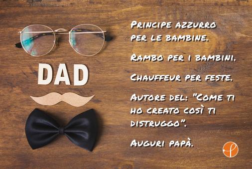 Buono Regalo dolceitaliano.it digitale - Auguri papà