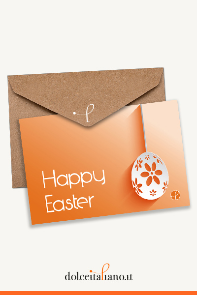 Buono Regalo dolceitaliano.it digitale - Happy Easter