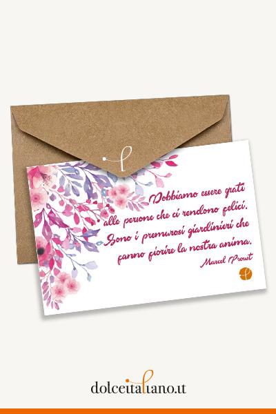Buono Regalo dolceitaliano.it digitale - I giardinieri dell'anima