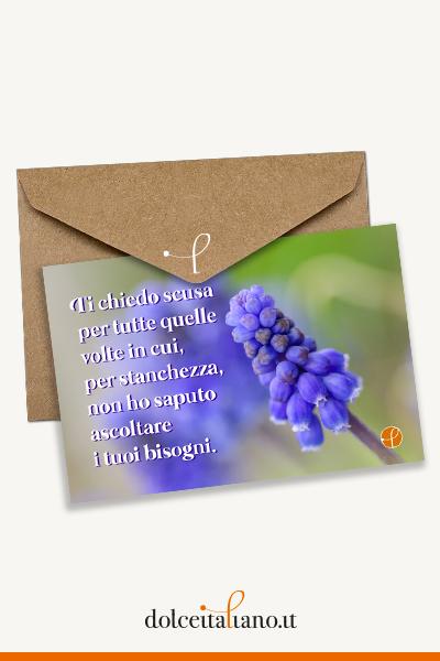 Buono Regalo dolceitaliano.it digitale - Non saper ascoltare