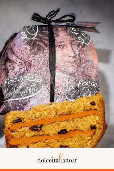 Focaccia Duchessa di Parma di Claudio Gatti kg 1,00