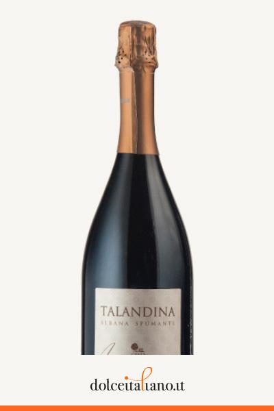 Kit 3 bottiglie La Talandina Romagna DOC Albana Spumante kg 5,00