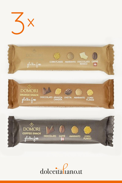 Snack break by Domori