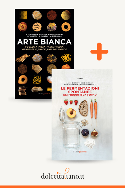 Combo libri: Arte bianca di AA.VV. + Le fermentazioni spontanee di AA.VV.