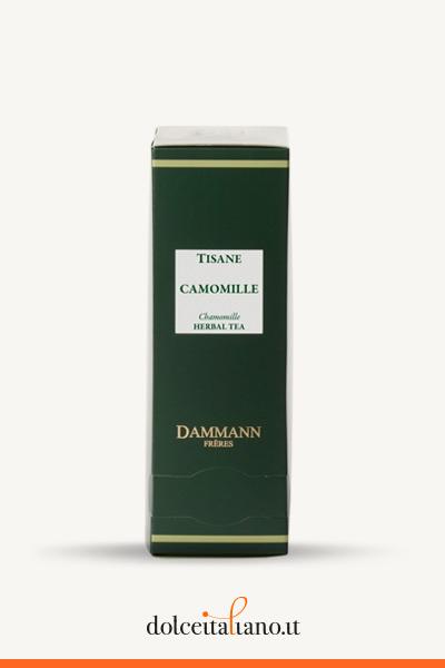 Camomilla 24 sachets cristal di Dammann Frères