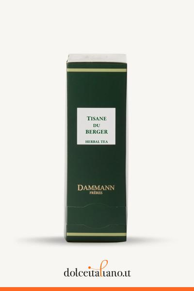 Tisana du Berger 24 sachets cristal di Dammann Frères