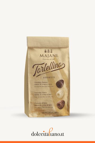 21 sweet assorted Tortellini Bag by Majani 1796