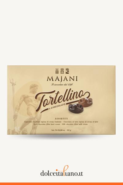 64 sweet assorted Tortellini by Majani 1796