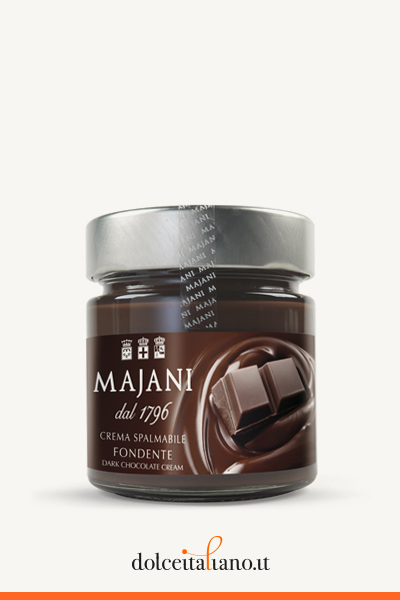 Dark chocolate cream by Majani 1796