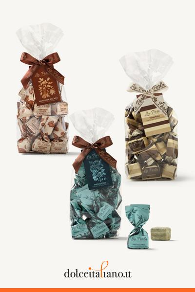 3 Chocolate Truffles bags: the Delicious La Perla di Torino