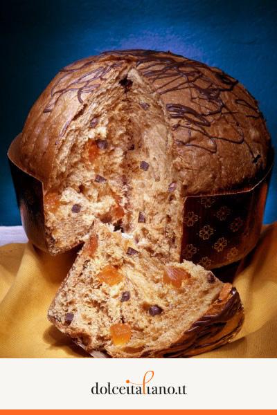 Colomba/Focaccia pere e cioccolato di Claudio Gatti