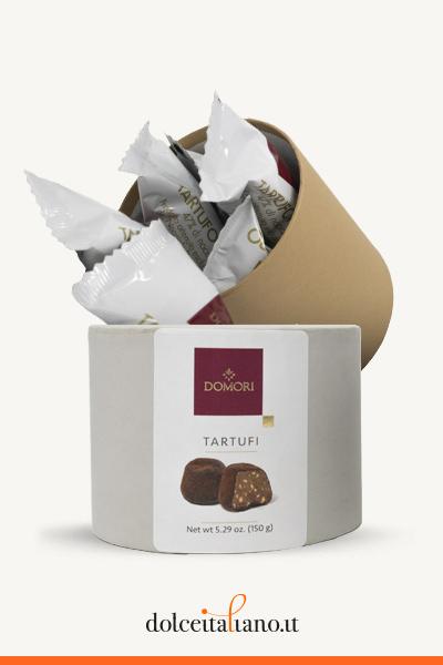 Black Truffles Coffret by Domori