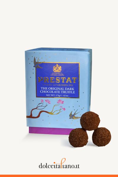 Tartufi di cioccolato fondente - Cofanetto Prestat