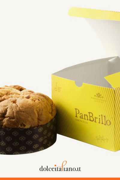 Panbrillo al limoncello di Roberto Cantolacqua