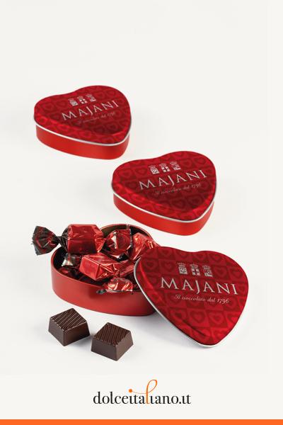 I love chocolate di Majani 1796