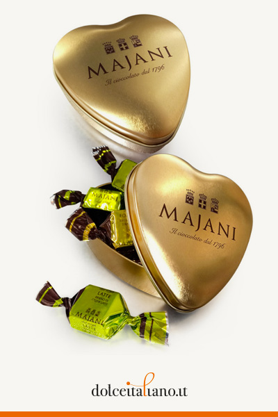 I Love Chocolate - Gold by Majani 1796