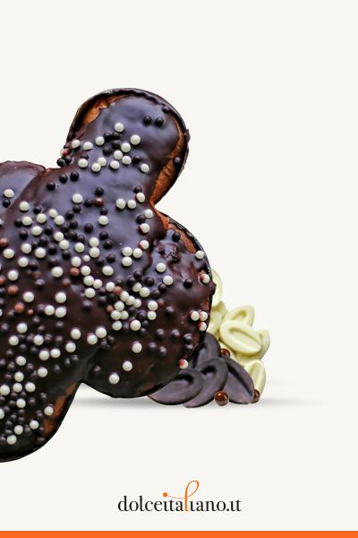 Colomba Trilogia al Cioccolato di Nilde Store