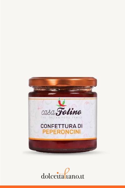 Chillipepper Jam by Casafolino