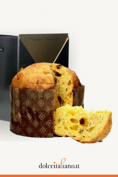 Panettone Milano di Davide Dall'Omo