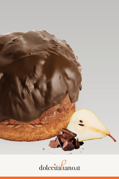 Panettone cioccolato e pera di Angelo Grippa