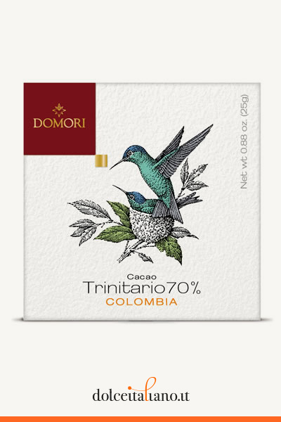 Kit Trinitario le Origini da 3 e 5 pezzi di Domori