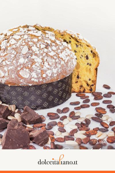 Panettone al Cioccolato di Salvatore Capaci
