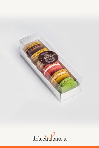 6 Macarons di Francesca Castignani