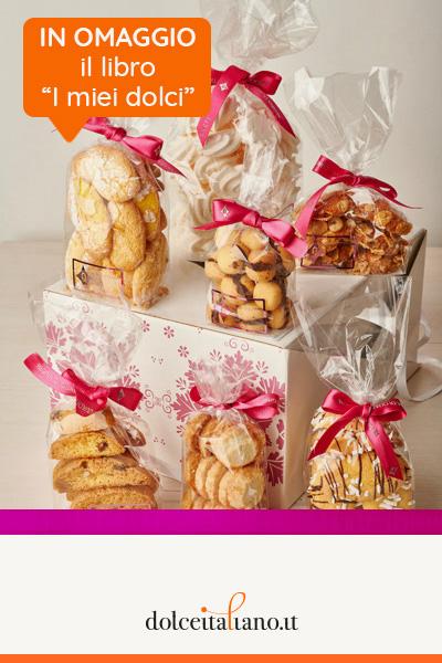 Kit da 7 pezzi selezione mista di biscotti classici di Francesco Elmi