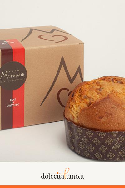 Pane di Sant'Orso con mele candite e noci di Mauro Morandin