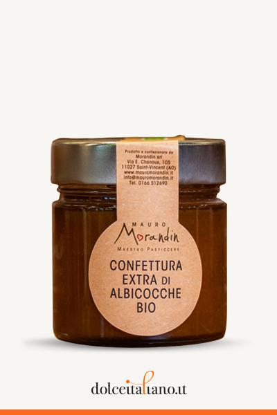 Confettura Extra di Albicocche Bio di Mauro Morandin